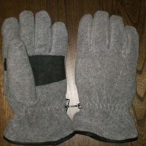 Men's Thinsulate Fleece gloves